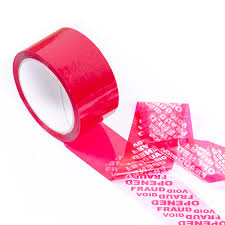 tamper evident economy tape
